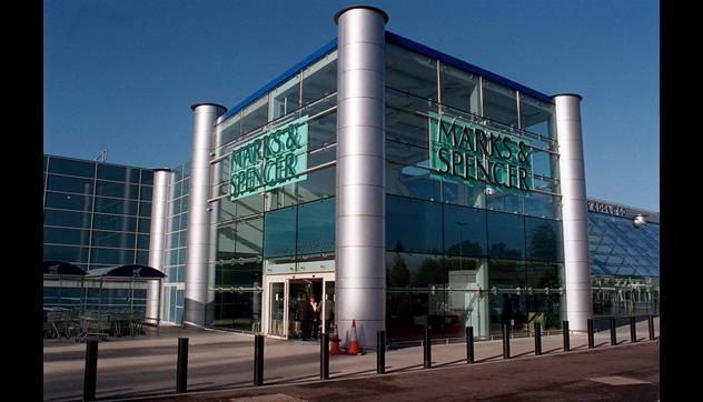 Big-name retailers such as M&S can increase footfall